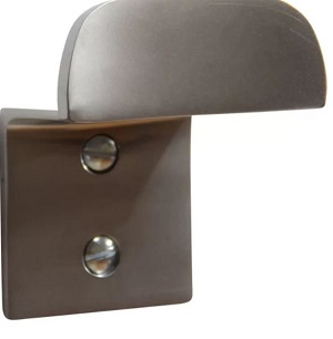 single arm wall hook in finishes