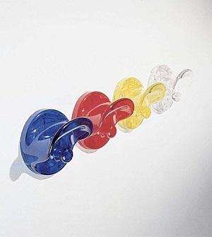 kartell hanging hooks in colors
