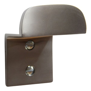 single wall hook in finishes