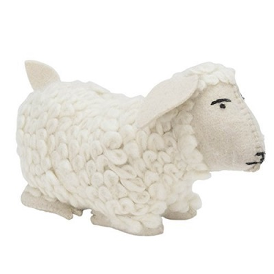 arcadia home sheep door stop