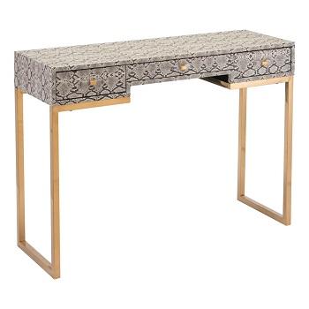 Zuo lecce console table