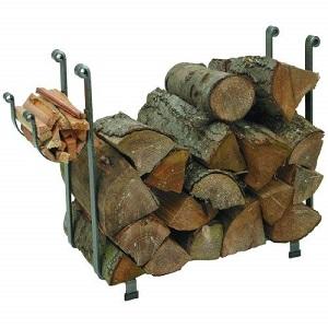 enclume hearth log holder