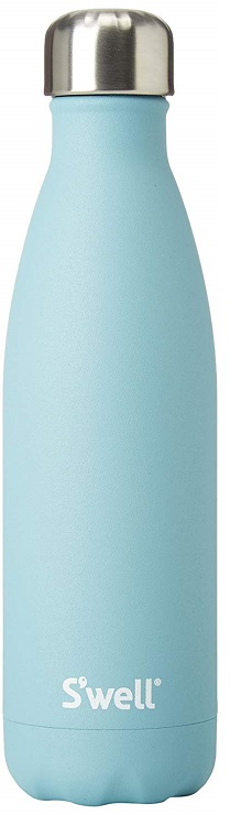 s'well stainless bottle in colors
