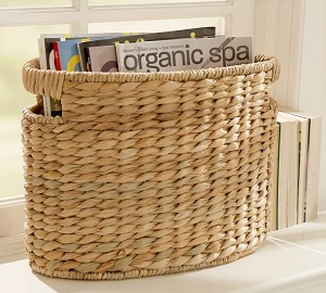 savannah oval basket