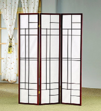 coaster white/cherry screen
