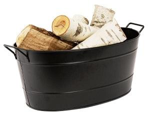 iron oval tub