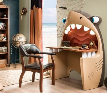 cilek shark desk