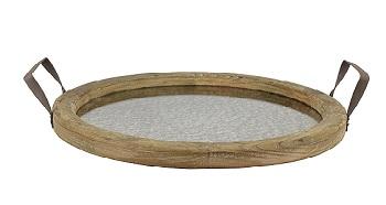 stonebriar wood tray