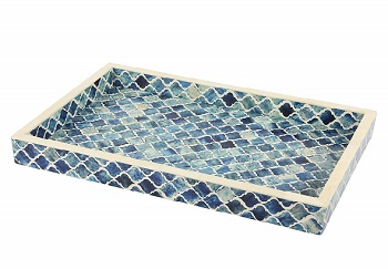 Vintage Moorish Moroccan tray
