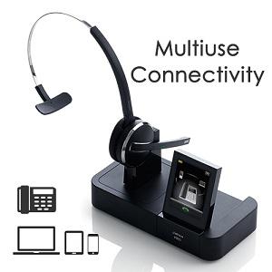 Jabra PRO™ 9470 Wireless Headset