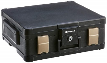 honeywell safe box chest