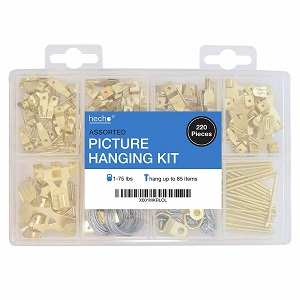 hecho picture hanging kit