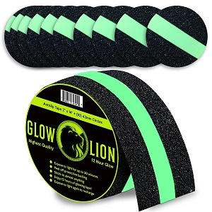 non-slip glow-in-dark tape
