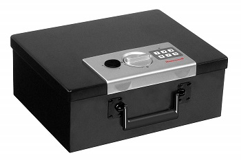 Honeywell safe w/digital lock