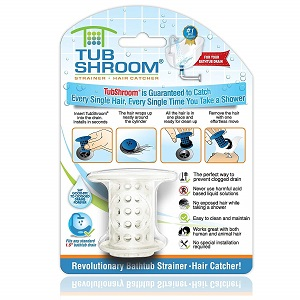 tub Schroom drain protector