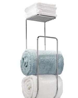 m design towel shelf