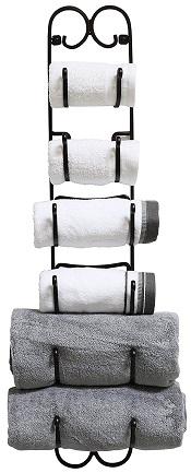 deco bros wall mount rack