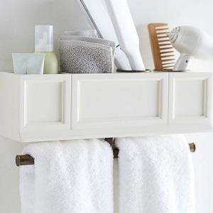 hannah beauty shelves