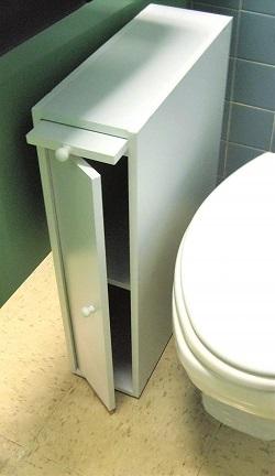 slim cabinet stand