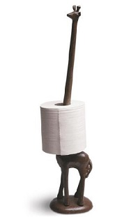 kalalou standing iron holder