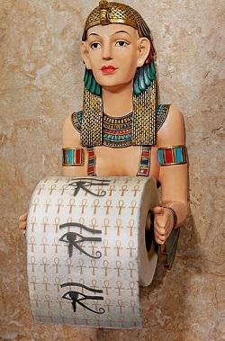 Egyptian Priestess A-Kah-Kah-Loo holder