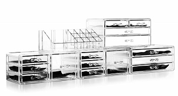 felice home acrylic organizer
