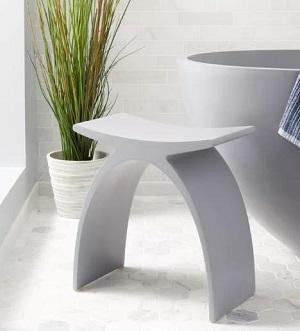 cygni collection bath stool