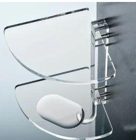 nameeks Toscanaluce glass shelf