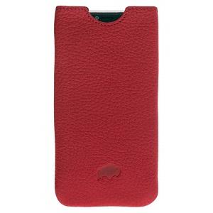 burkley leather iphone sleeve