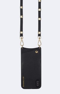 bandolier crossbody phone bag in colors