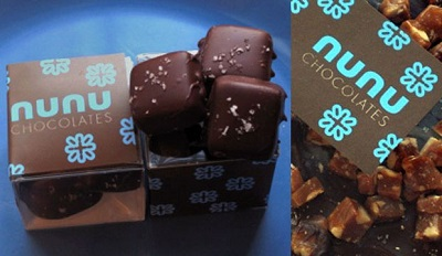 NUNU chocolates