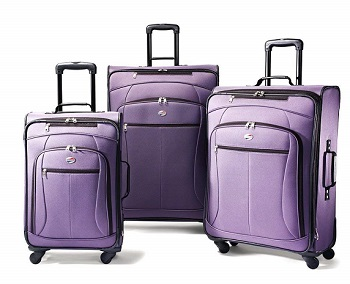 american tourister 3-piece set
