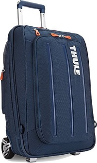 thule crossover rolling carry-on