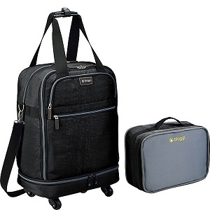 "biaggi zipsak 22"" carry-on duffle"