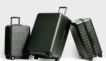 AWAY 'the large' SMART suitcase