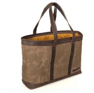 outback canvas travel tote