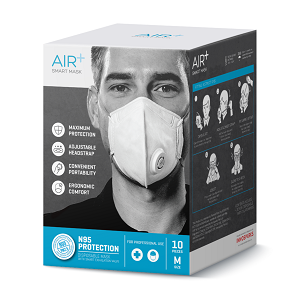 Air + Smart Mask (N95)