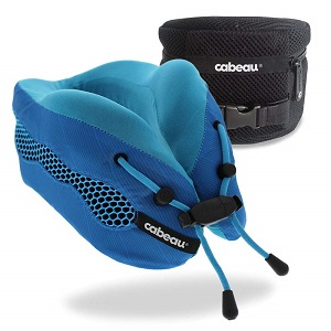 cabeau cool travel pillow
