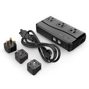 bestek travel adapter