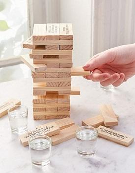 stumbling blocks drinking game