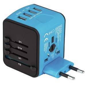 castries universal adapter