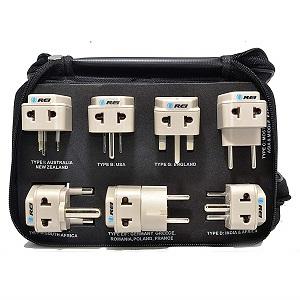 orei 7 adapter travel set