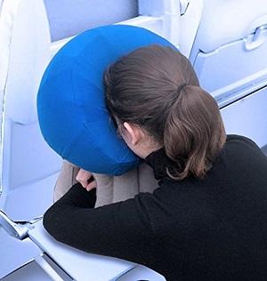 cloudz EZ-inflate pillow