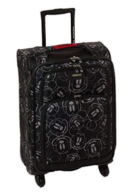 american tourister disney spinner