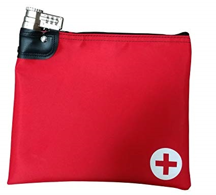 medication safety bag