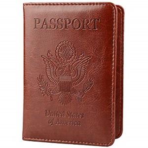 GDTL Passport holder in colors