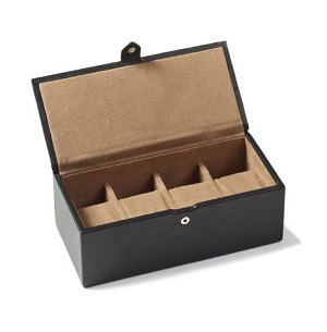 Leatherology Jewelry Box