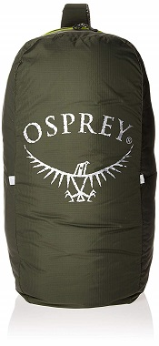 osprey backpack travel cover