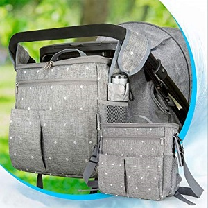 travel stroller organizer bag