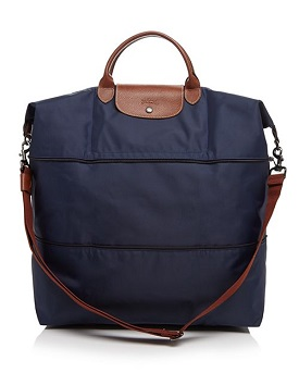 longchamp travel duffle